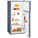 Двухкамерный холодильник Liebherr CTPwb 2121