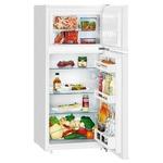 Двухкамерный холодильник Liebherr CTP 2121