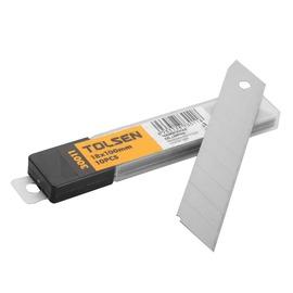 Лезвия сегментные Tolsen 18 мм 10 шт. (30011)